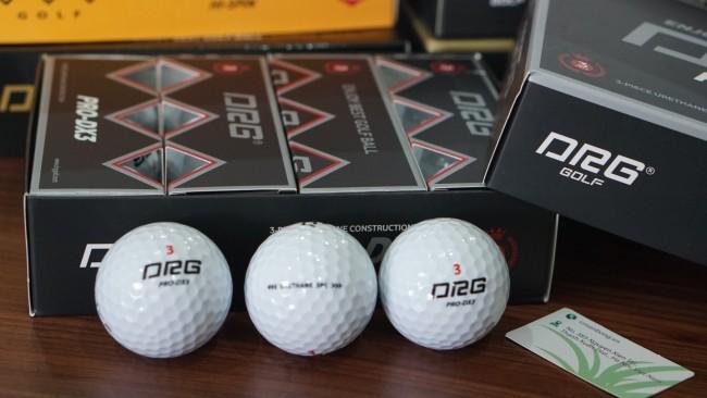 Bong golf PRO DX3 Platinum NEW Urethane 3PC hop 12 qua Bong 4 lop + 1