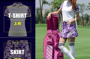 Áo golf nữ YF067