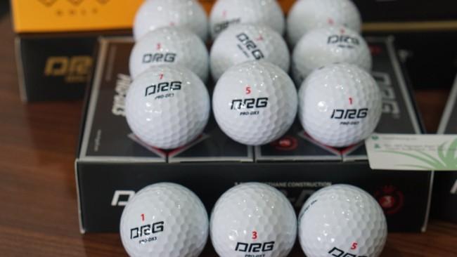 Bong golf PRO DX3 Platinum NEW Urethane 3PC hop 12 qua Bong 4 lop + 3