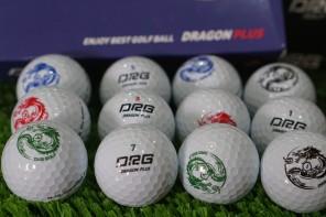 Bóng golf Hàn Quốc Dragon Plus 3 lớp