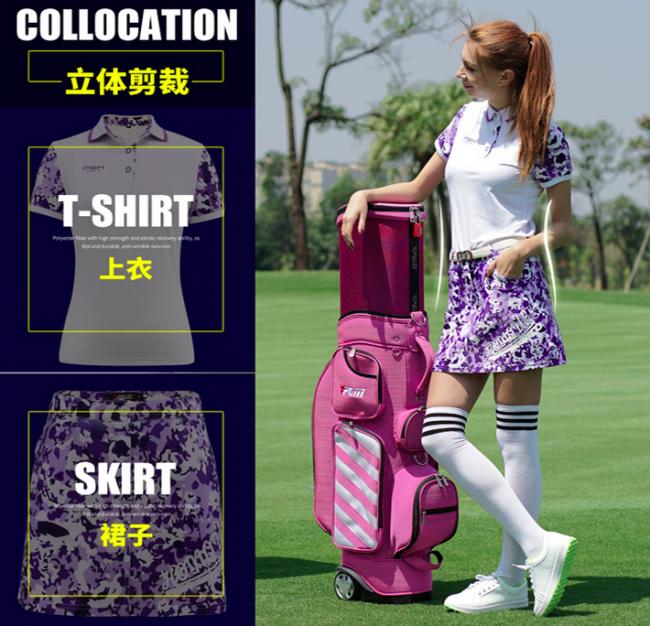 ao golf nu YF067 + 1