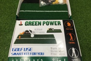 Thảm tập Golf Swing Trainers Green Power