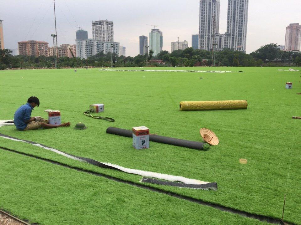 SaN BoNG VaN QUaN - Ha doNG _5ac2F → Công ty AFD grass