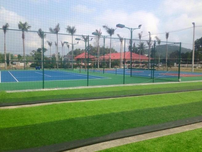 AFD thi cong san bong da co nhan tao tai TT duc Pho, Quang Ngai _jeror → Công ty AFD grass
