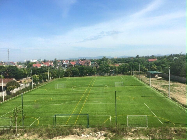 AFD thi cong san bong da co nhan tao tai thanh pho Vinh, tinh Nghe An _Jio30 → Công ty AFD grass