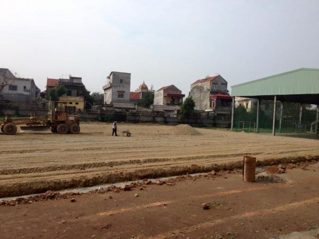 AFD Thi cong san van dong truong dai hoc Su Pham Ha Noi 2 _Z4aAk → Công ty AFD grass