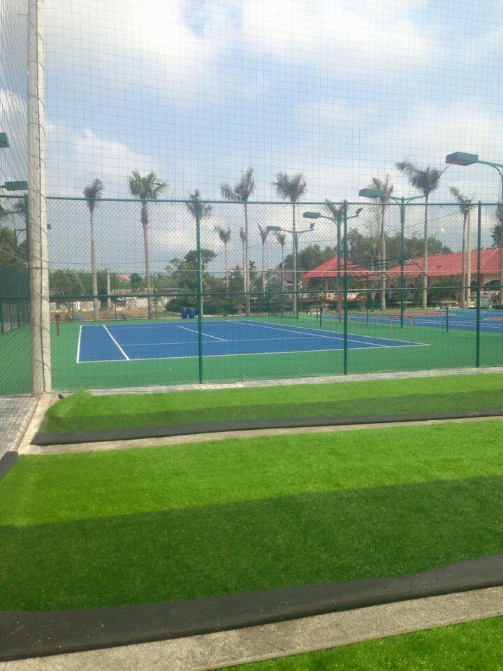 San tennis tai TT duc Pho tinh Quang Ngai _Rl8QB → Công ty AFD grass