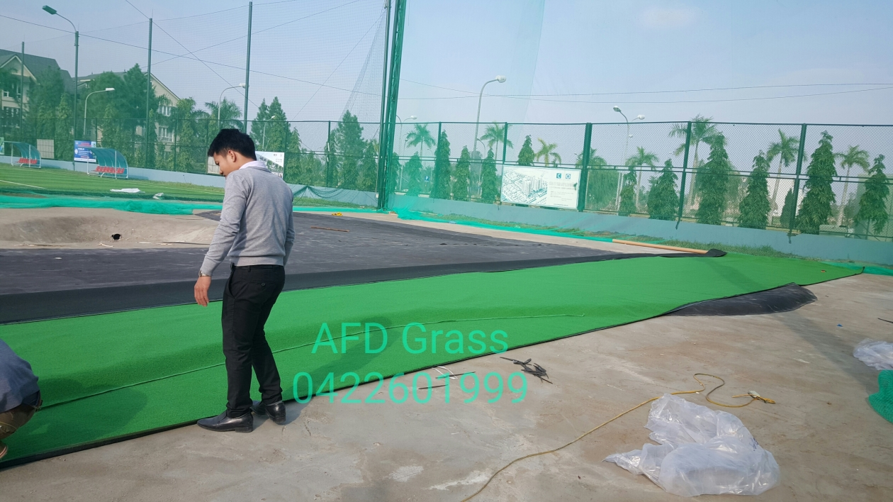 San tap golf C.E.O Quoc Oai  _HpmlE → Công ty AFD grass