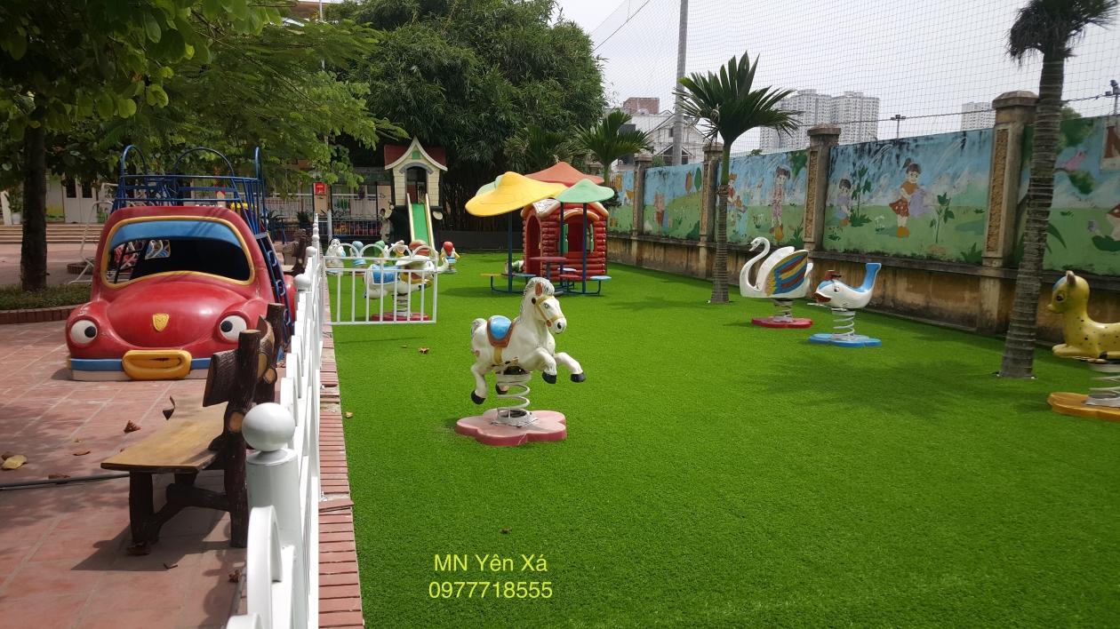 Tham co nhan tao truong mam non Yen Xa _PcjvY → Công ty AFD grass