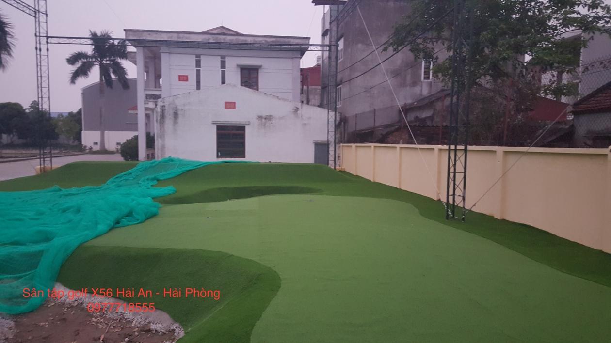 San tap golf X56 Hai An, Hai Phong _skXoE → Công ty AFD grass