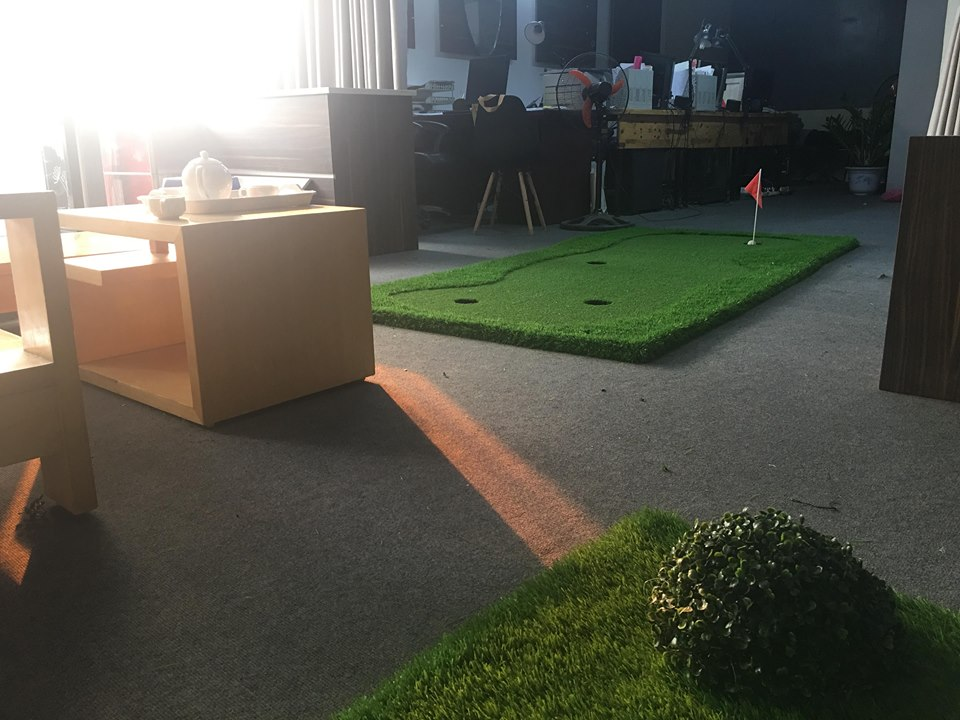 Tham putting AF-TG001 _TGtEC → Công ty AFD grass