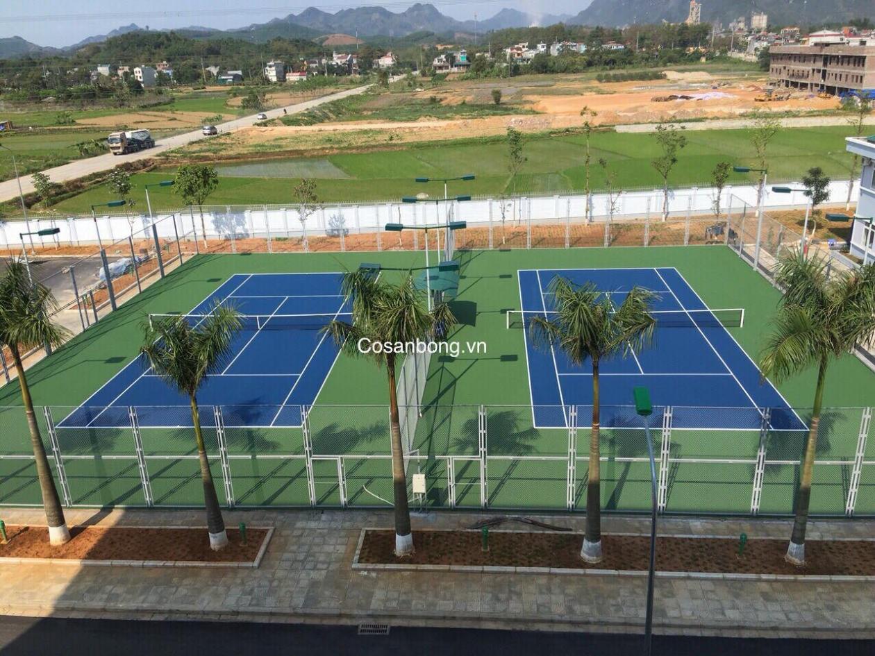 San Tennis - So Tai Chinh Tuyen Quang _s7u7c → Công ty AFD grass