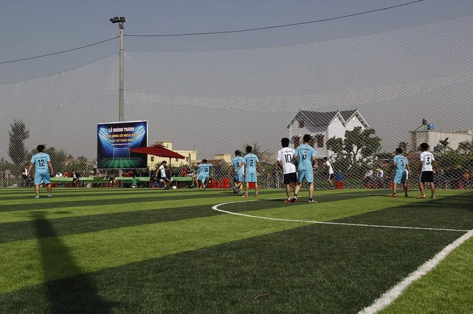 SaN BoNG GIaO Xu CHaU NHAI - THaI BiNH _wXmSO → Công ty AFD grass