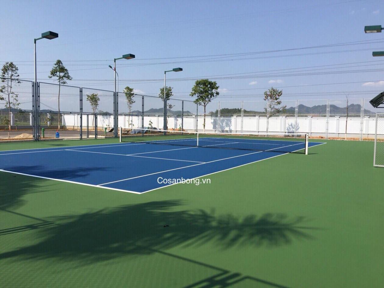 San Tennis - So Tai Chinh Tuyen Quang _5tvsY → Công ty AFD grass