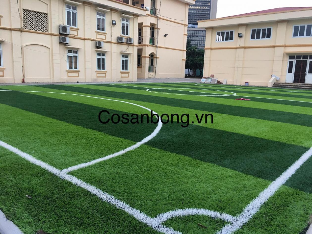 San bong mini truong Tieu hoc Nam Trung Yen _OmTDf → Công ty AFD grass