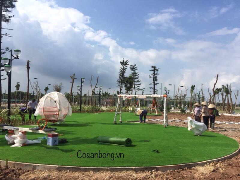 San vui choi Riverside Ha Nam _lzC4W → Công ty AFD grass