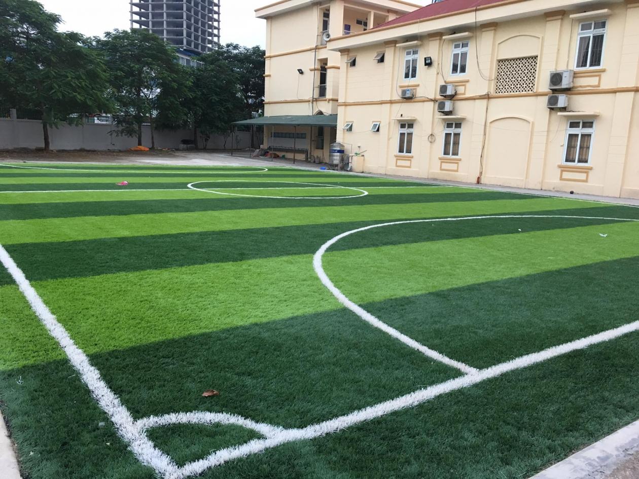 San bong mini truong Tieu hoc Nam Trung Yen _dRc60 → Công ty AFD grass