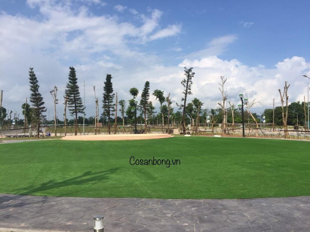 San vui choi Riverside Ha Nam _TGtEC → Công ty AFD grass