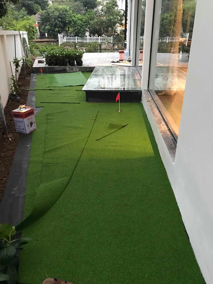 San golf mini Hoa sua 02-12 Vinhom Long Bien _881CD → Công ty AFD grass