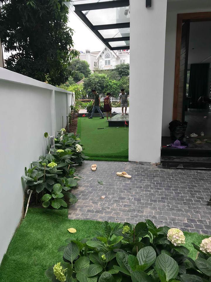 San golf mini Hoa sua 02-12 Vinhom Long Bien _Rx4BD → Công ty AFD grass