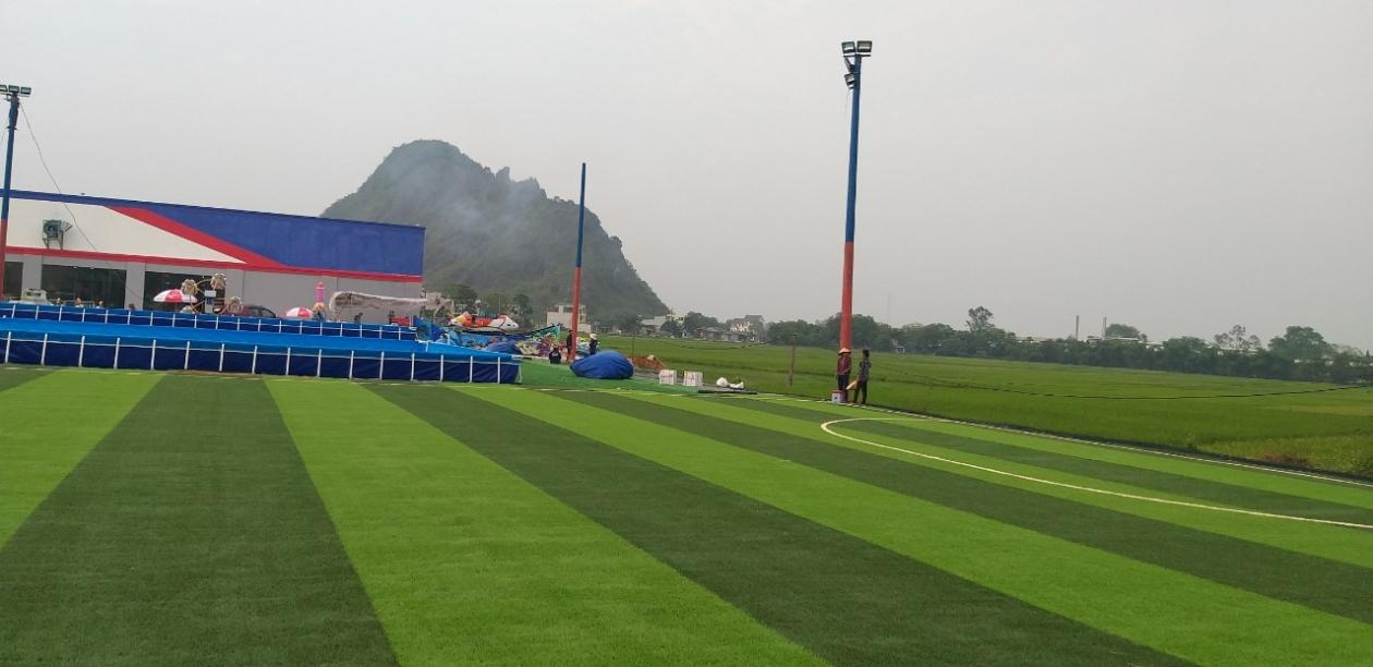 SaN BoNG da SIeU THi AS THANH HOa _aztl4 → Công ty AFD grass