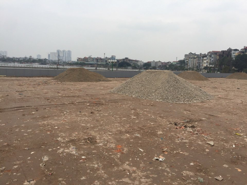 SaN BoNG NGo 183 HOaNG VaN THaI - Ha NoI _VPHip → Công ty AFD grass
