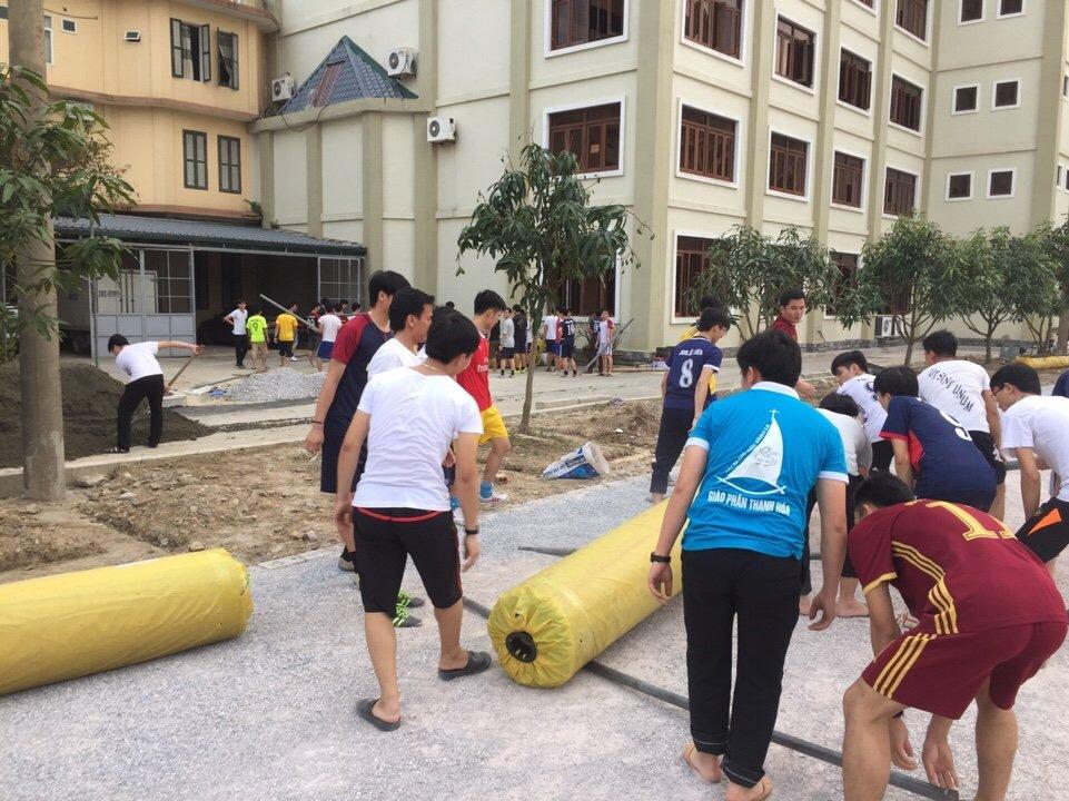 SaN BoNG TGM THANH HOa  _39Ujc → Công ty AFD grass