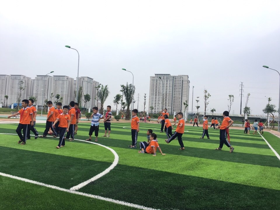 SaN BoNG MINI TRuoNG TIeU HoC Le QUy doN - DuoNG NoI _5ac2F → Công ty AFD grass