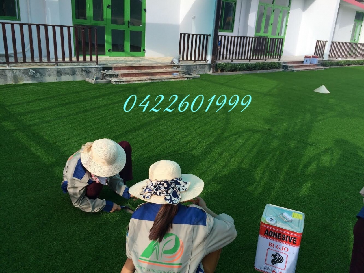 SaN CHoI Co NHaN TaO TRuoNG MaM NON HOA Da HoP - HOa BiNH _bRkpv → Công ty AFD grass