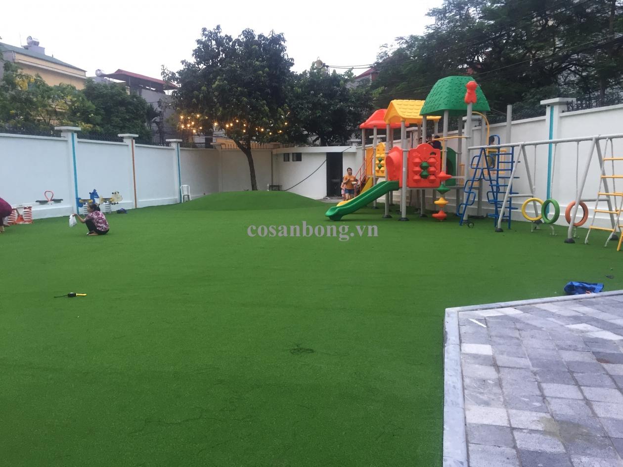 Truong Mam non Hoa Hoa Thuy Tinh - Long Bien _02qPW → Công ty AFD grass
