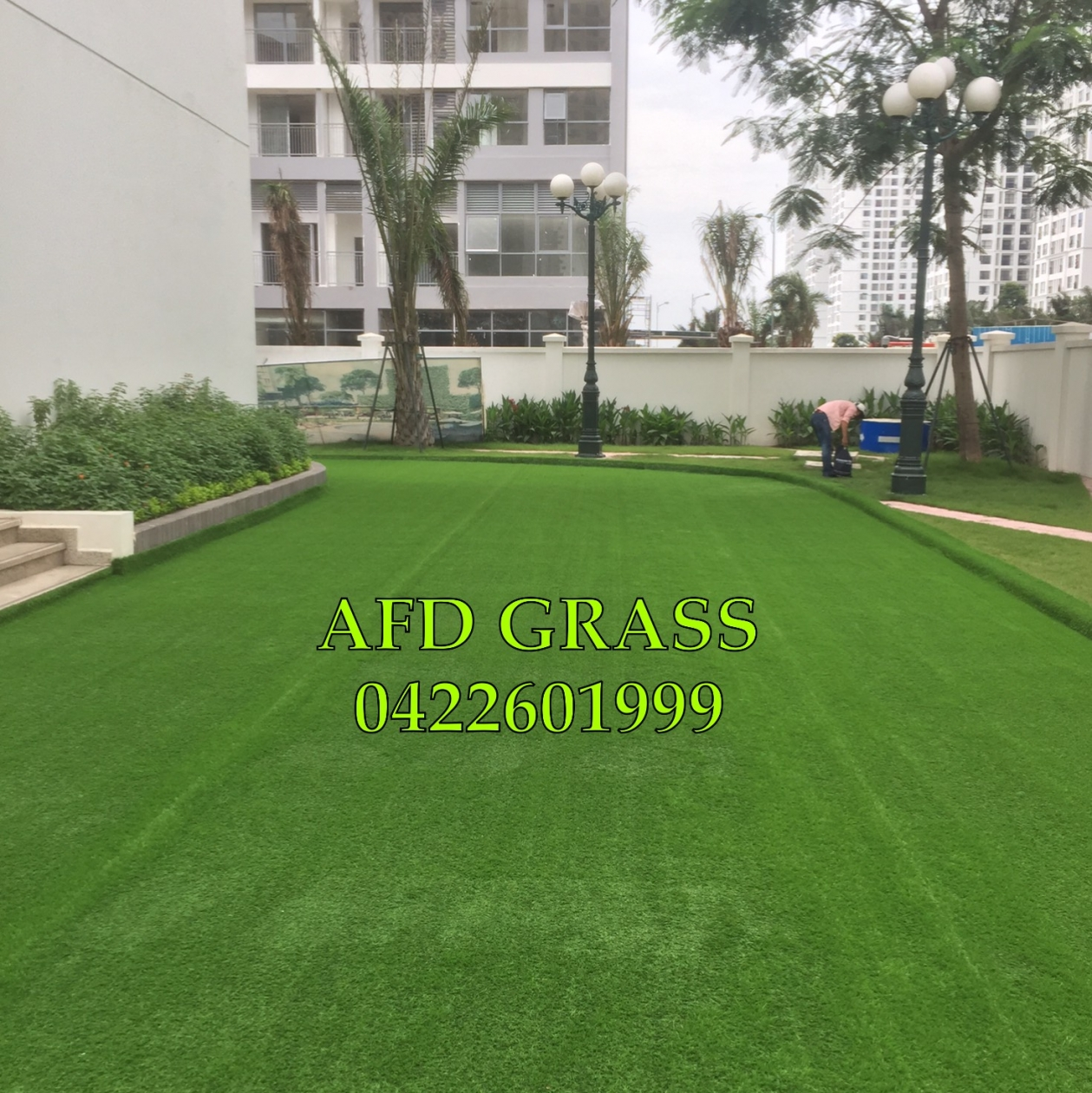THI CoNG CoNG TRiNH  VINSCHOOL TIMES CITY _mkMzg → Công ty AFD grass