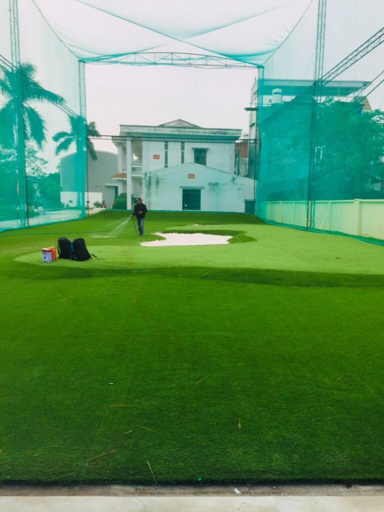 San tap golf X56 Hai An, Hai Phong _KE3eL → Công ty AFD grass