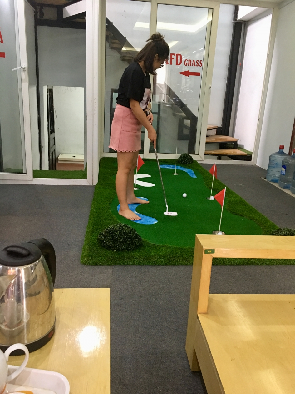 THaM TaP GOLF PUTTING GREEN CAO CaP Co LoN AF-PGM05 _7DkvX → Công ty AFD grass