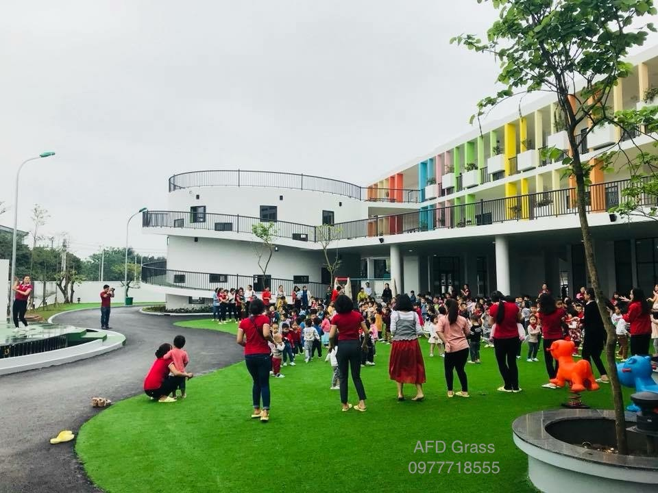 Truong mam non Soc Nau - Tp Viet Tri  _wXmSO → Công ty AFD grass