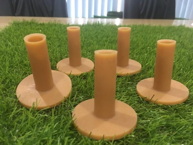 Tee golf cao su 54 mm 70 mm 83 mm + 1